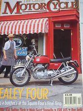 The Classic Motor Cycle 10/02 Healey Four,BSA Golden Flash, Moto-Guzzi Zigolo