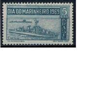 Brazilie mi 1241  (1969) plakker - mh - x