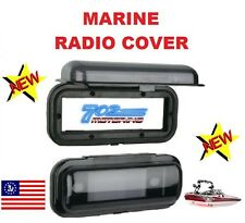 NEW PYLE PLMRCW1 MARINE BOAT CAR RADIO RECEIVER STEREO WATERPROOF COVER NEW 2014