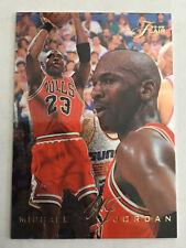 1995-96 Flair Showcase #15 Michael Jordan Chicago Bulls