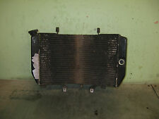 suzuki  gsxr 1000 k2  radiator