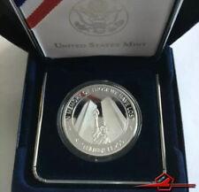 American Heroes U.S.A.September 11-2001. Argent Preuve Avec Boîte