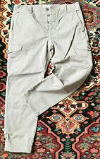 CLOSED Soft Stretch Jeans beige 32 Chino Stoffhose Knopfleiste