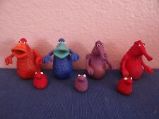 Koozebane Creatures Muppets Palisades lot of 7