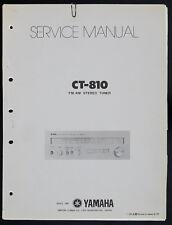 Yamaha ct-810 Original FM/AM Stéréo Tuner service-manual/Diagram o137