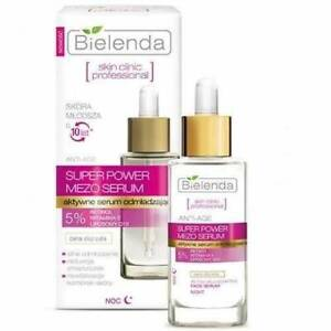 Bielenda SKIN CLINIC PROFESSIONAL face serum with retinol and Q10 30 ml