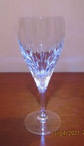 """Beautiful GALWAY Crystal Wine Glass - Approx. 8"""" Tall."""