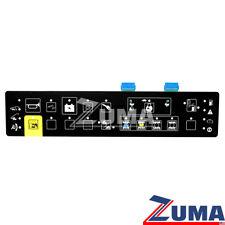 Genie 88054, 88054GT - NEW Genie Z80 Membrane Decal / Control Box Touchpad Decal