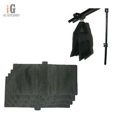 Heavy Duty Sand Bag for Photography Studio Video Light Stand x4