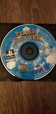 Tomb Raider Ps1 (Sony PlayStation 1, 1996). Disc only. Tested.