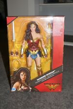 "DC Multiverse Wonder Woman 12"" Action Figure Mattel"