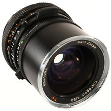 Hasselblad Distagon cf 50 mm f4 T * para 500C/M 503CW 553ELX 203FE 503CX (6541234)