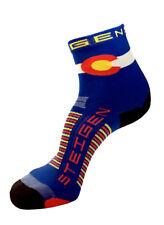 Steigen Colorado Half Length Performance Running and Cycling Socks