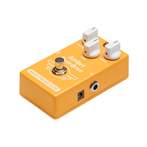 MAD PROFESSOR AMBER OVERDRIVE EFFECT PEDAL