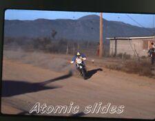 1978 35mm Photo slide  Motocross motorcycle race California #6