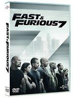 FAST AND FURIOUS 7 (DVD) con Vin Diesel, Paul Walker, Dwayne Johnson