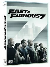 FAST AND FURIOUS 7 (DVD) con Vin Diesel, Paul Walker, Dwayne Johnson