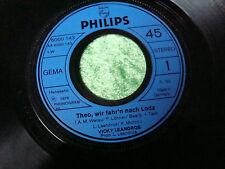 """Single 7"""" Vinyl-Schallplatten (1970er) aus Deutschland"""