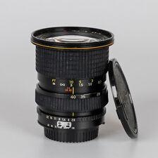 Tokina AT-X 24-40mm 2.8 // Nikon F Ai