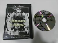 Il Macchinista de La Generale - DVD Buster Keaton Spagnolo English All Regions