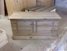 Handmade Rustic Trunks and Chests