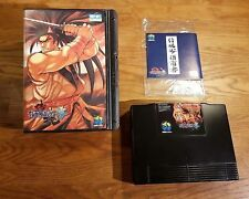 SAMURAI SPIRITS ZERO Neo Geo Jap Game Original AES SNK Complet CIB Near Mint