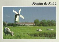 MOULIN à VENT de RAIRÉ - Carte postale couleurs neuve - SALLERTAINE + Vendée