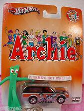 Hot Wheels 2014 DC Comics Aquaman