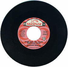"MARVIN SMITH  ""WHO WILL DO YOUR RUNNING NOW!     CLASSIC NORTHERN SOUL"