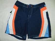 MENS BOARD SHORTS = TOMMY HILFIGER = SIZE LARGE = wwss