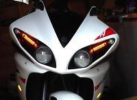 Yamaha R1 14B BIG BANG 2009 2010 2011 2012 Flush Fit indicators ???