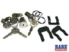 FORD XW EARLY XY & ZD IGNITION DOOR & BOOT LOCK BARRELS & KEYS RARE SPARES QLD