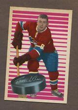 1963-64 Parkhurst Hockey No. 84 Canadiens Bill Hicke Ex