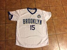 Brooklyn Cyclones Adult XL 15th anniversary pullover jersey