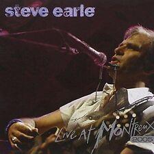 live At Montreux 2005 Steve Earle