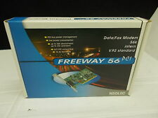 Freeway 56 PCI Data/Fax Modem, 56K, internal, V.92 standard, PCI