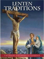 Lenten Traditions Aquinas Kids Picture Book NEW (WC055)