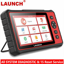 LAUNCH X431 Automotive All System OBD2 Scanner Diagnostic Tablet Scan Tool TPMS