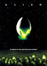 Alien película Movie Poster Print Pared Arte Grande Maxi