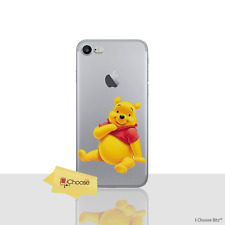 Winnie The Pooh Case/cover Apple iPhone 5 5s SE Screen Protector / GEL Sit