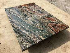 Naturstein Tischplatte Esstischplatte Marmor Granit grün rot Couchtisch Platte