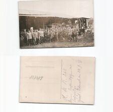 (b89838)   Fotoansichtskarte  Brest Litowsk >Kowel, 1917,  1. Weltkrieg, be