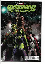 Guardians of the Galaxy #18 Marvel 2017 NM 9.4+ 1:50 Mike Deodato Jr. variant