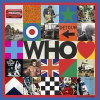 """The Who - WHO (NEW 12"""" VINYL LP) 2019 Studio Album"""
