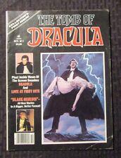 1979 TOMB OF DRACULA Magazine #1 FN+ 6.5 Gene Colan