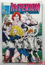 HYPERION Odissea nel Fantastico 4 Sin City MILLER John Byrne PRIMAL Star Comics