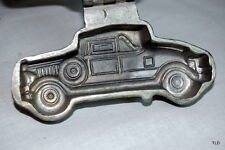 "1920's Garvy Sport Phaeton Shaped 5"" Ice Cream Mold - Automobilia - Petroliana"