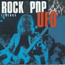 Ufo Rock & pop legends (compilation, 14 tracks) [CD]