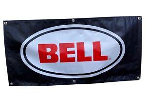 Bell Helmet Store Display Sign. Vintage.