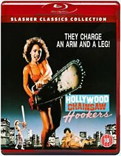 Hollywood Chainsaw Hookers [Blu-ray]
